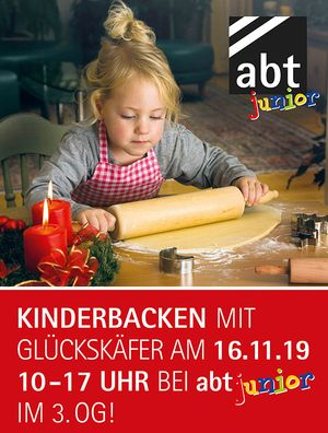 Traditionelles Kinderbacken bei abt